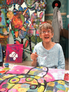 (c) 2015 Patty Mitchell and Susan Dlouhy, Upcycling Sheltered Workshops